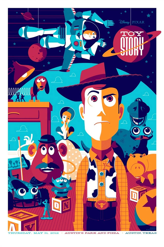 TOY STORY - VARIANT